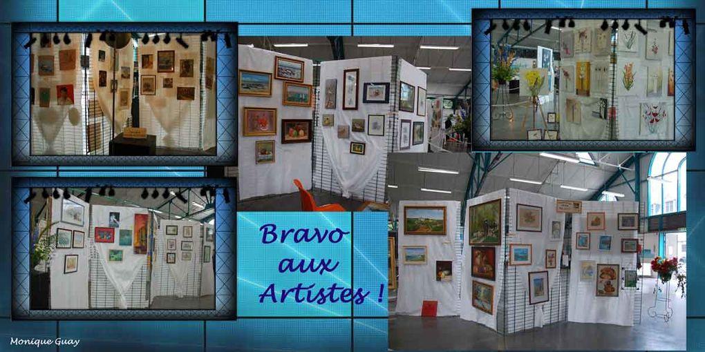 A Villers-Cotterêts les 19 et 20 juin 2010, rencontre avec des artistes plein de talent.