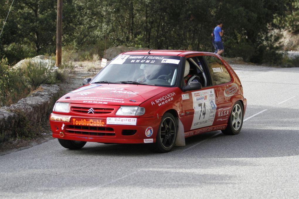 Rallye de Corté 20/21 septembre 2014