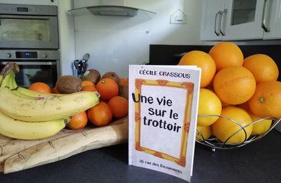 UNE VIE SUR LE TROTTOIR de Cécile Crassous