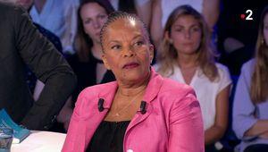 Vidéo. Christiane Taubira chez Laurent Ruquier