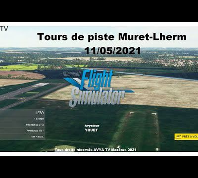 Tours de piste Muret 11/05/2021...