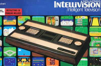 Le TOP 10 Intellivision !