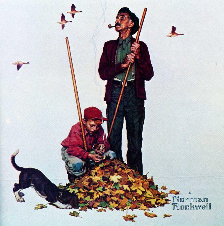 Album - NORMAN-ROCKWELL