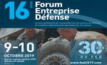 Le Forum Entreprises Défense 2019