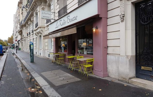 Le Radis beurre (Paris 15) : la tradition a du bon !