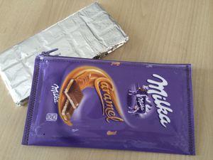 La trousse chocolat Milka