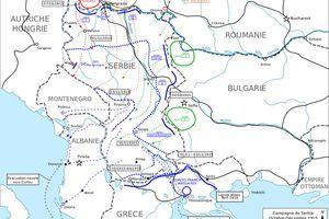 Campagne de Serbie de 1915