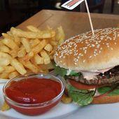 Manger des hamburgers rend stupide