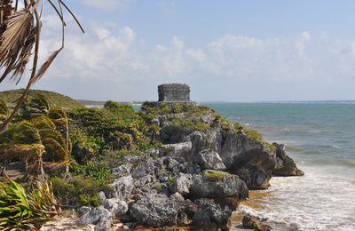 Tulum : la forteresse envahie