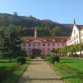 Alsace: Couvent d'Oberbronn des Sœurs du Très Saint Sauveur - Doc DORFFER Patrick