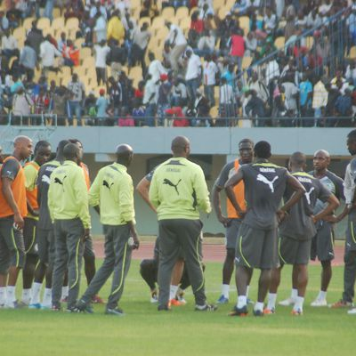 FOOTBALL: CAN 2015 GUINEE EQUATORIALE: TIRAGE DE POULES