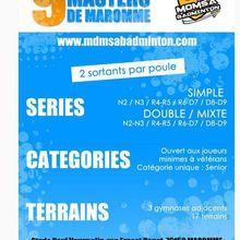 9èmes Masters de Maromme / 26-27 mai 2018