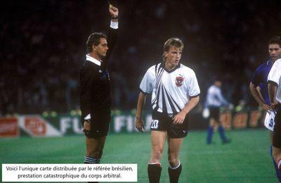 Coupe du Monde 1990 en Italie, Groupe 1: Italie - Autriche