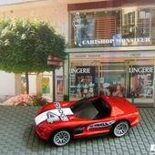 DODGE VIPER RT/10 CABRIOLET HOT WHEELS 1/64 - car-collector.net