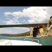 Goldwing Unsersbande de Palud sur Verdon jusqu'à Marseille 17