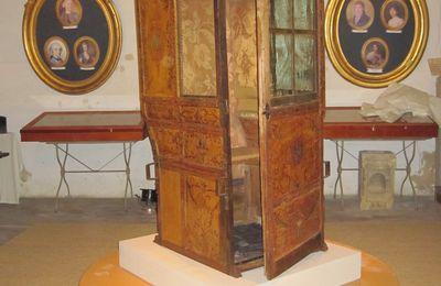 La chaise à porteurs de Marsillargues J.J. Libourel
