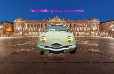 Les conseils de Jean Balle : où passer son permis à Toulouse?