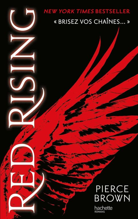 Red Rising - Tome 1 de Pierce Brown ♪ Life on mars ♪
