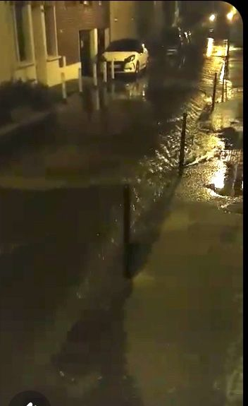 Rupture canalisation rue principale : mairie aux abonnés absents