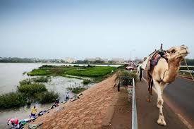 Imágenes de Niamey, capital de Níder.- El Muni.