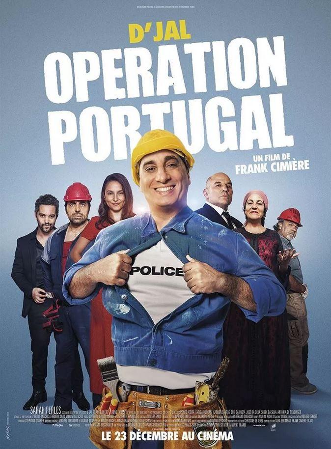 Opération Portugal (BANDE-ANNONCE) avec D'Jal, Sarah Perles, Pierre Azéma - Le 23 juin 2021 au cinéma