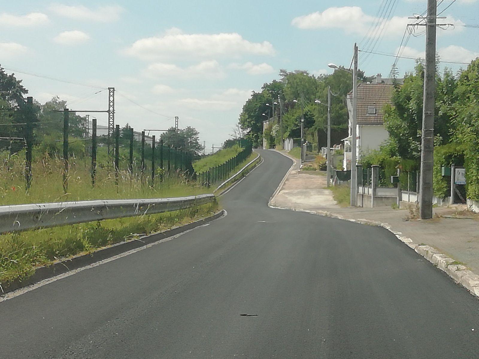 Oh, la belle rue Etienne Nivet ! Merci le tour de France !