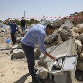 Israël démolit une clinique Covid-19 dans l'épicentre de l'épidémie en Cisjordanie