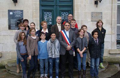 Conseil Municipal des Jeunes 2011-2013 : les jeunes élus installés !