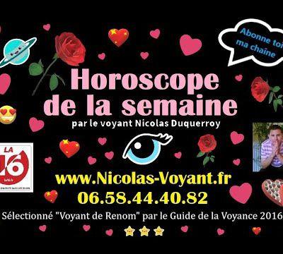 Horoscope gratuit en ligne pour les jours à venir depuis la radio locale Charentaise LA16.fr