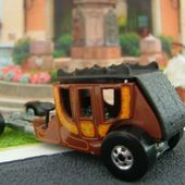 STAGEFRIGHT CAROSSE TUNING HOT WHEELS 1/64 - car-collector.net
