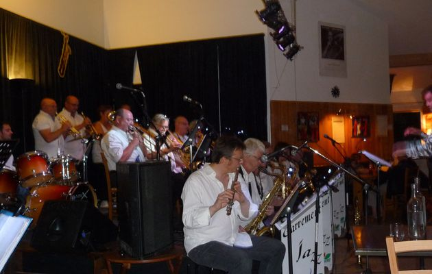 CARREMENT JAZZ BIG BAND de LORMONT