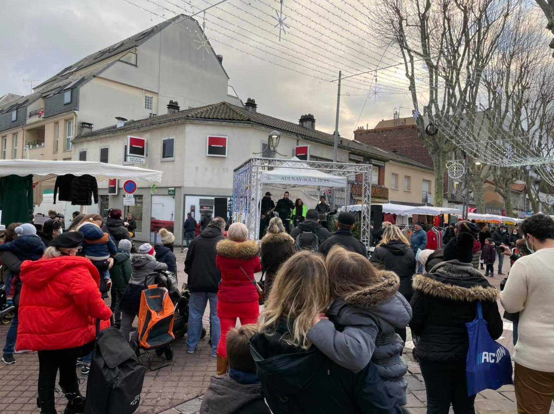 Aulnay-sous-Bois termine l'année 2020 en fête et en fanfare !