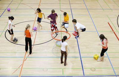 Réorganisation des activités de l'association sportive