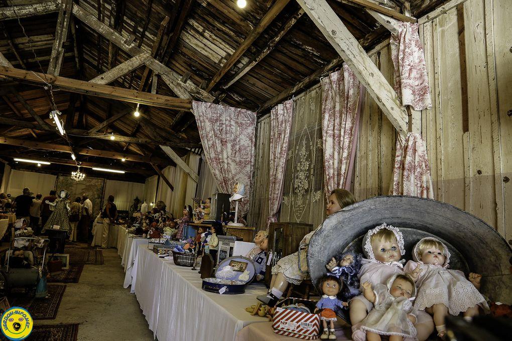La Mure Argens  ; Premier festival des poupées...