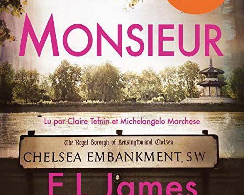 Livre : Monsieur de E.L. James