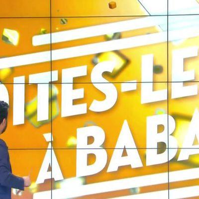 """Découvrez la séquence coupée hier soir dans """"Dites-le à Baba !"""""""