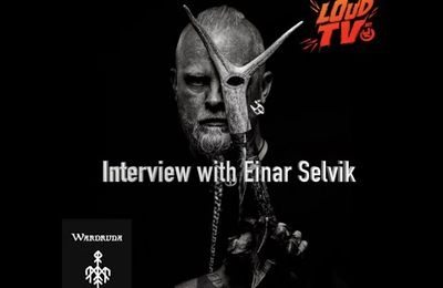 VIDEO - Interview avec WARDRUNA pour le nouvel album Kvitravn et sa participation à Assassin's creed Valhalla