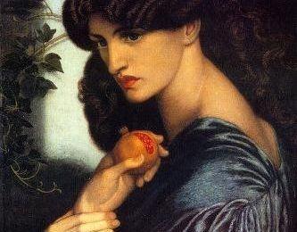 .Proserpine et sa mère Déméter