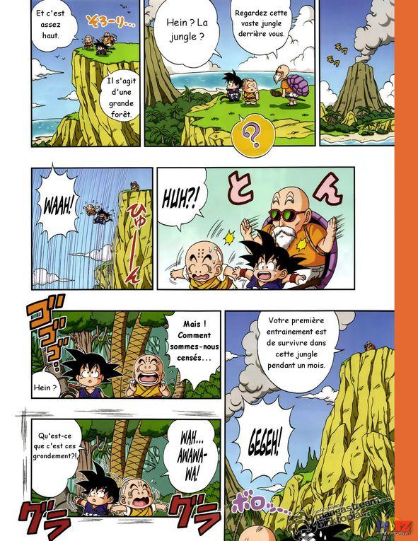 C'est le premier chapitre de Dragon Ball SD traduit en fraçais. RAW : mangastream.com et traduction : Moi-même.