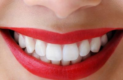 At last, the secret to white teeth is revealed