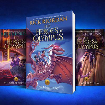 Héros de l'Olympe (Romans)