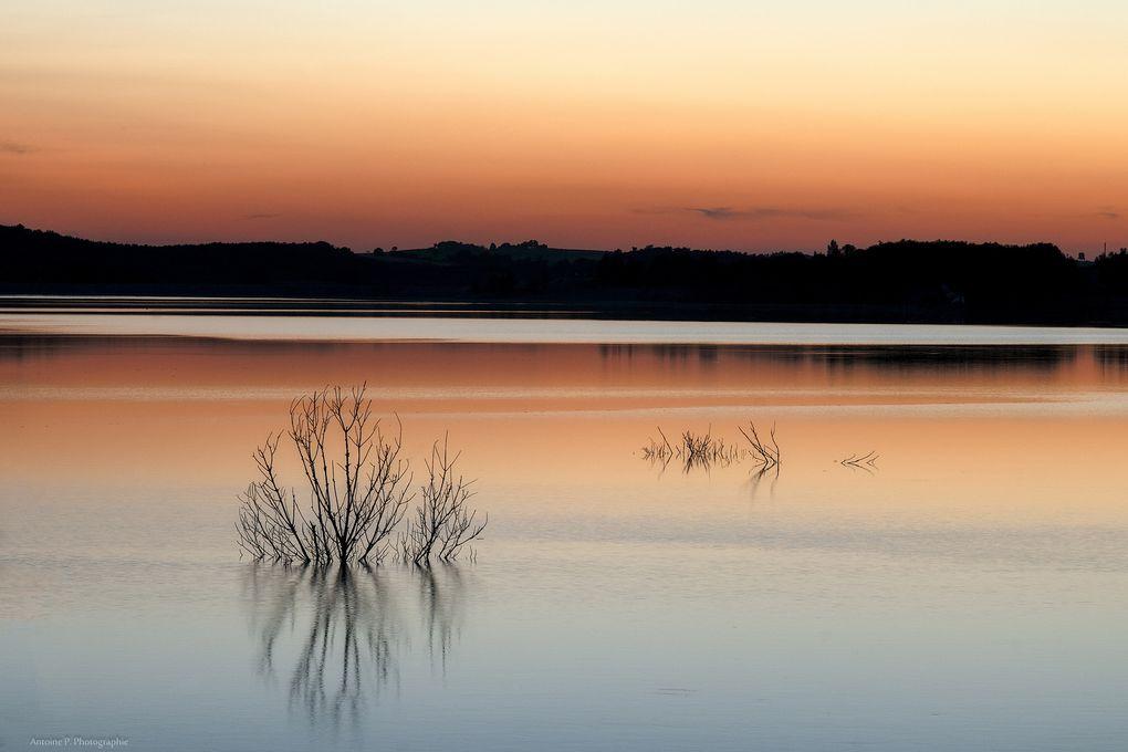 Lac de la Ganguise (Aude)