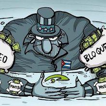 CUBA - USA: Barack OBAMA à CUBA mais le blocus n'est absolument pas levé !