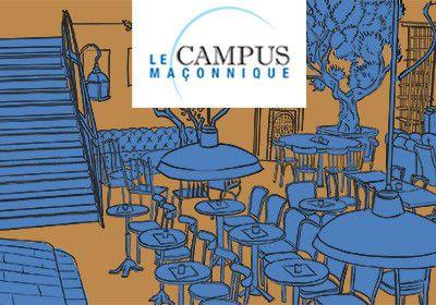 Fête du Campus Maçonnique le mercredi 30 juin 2021 à 20 heures à la Bellevilloise à Paris.