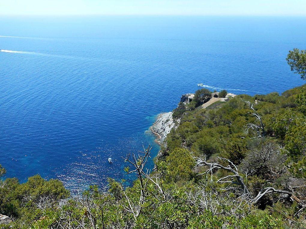 """Rando du Lundi 12 Juin 2017; """"Tour de la Presqu'île de Giens"""" au départ de la Madrague;"""