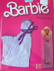 1984 BARBIE CLOTHES
