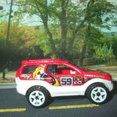 ISUZU VEHICROSS 1999 HOT WHEELS 1/64 - car-collector.net
