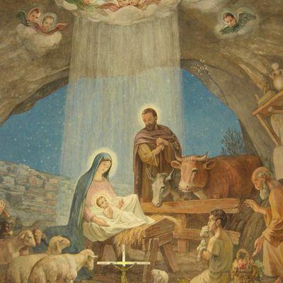 Le signe de l'arbre de Noël, par le pape émérite Benoît XVI
