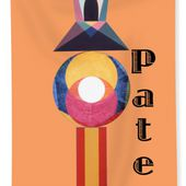 Patent Text Beach Towel for Sale by Michael Bellon