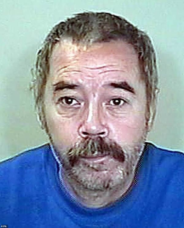 Undated handout photo issued by West Yorkshire Police of John Humble. The former labourer admitted being the infamous Yorkshire Ripper hoaxer and pleaded guilty on Monday 20 March 2006 to four counts of perverting the course of justice
